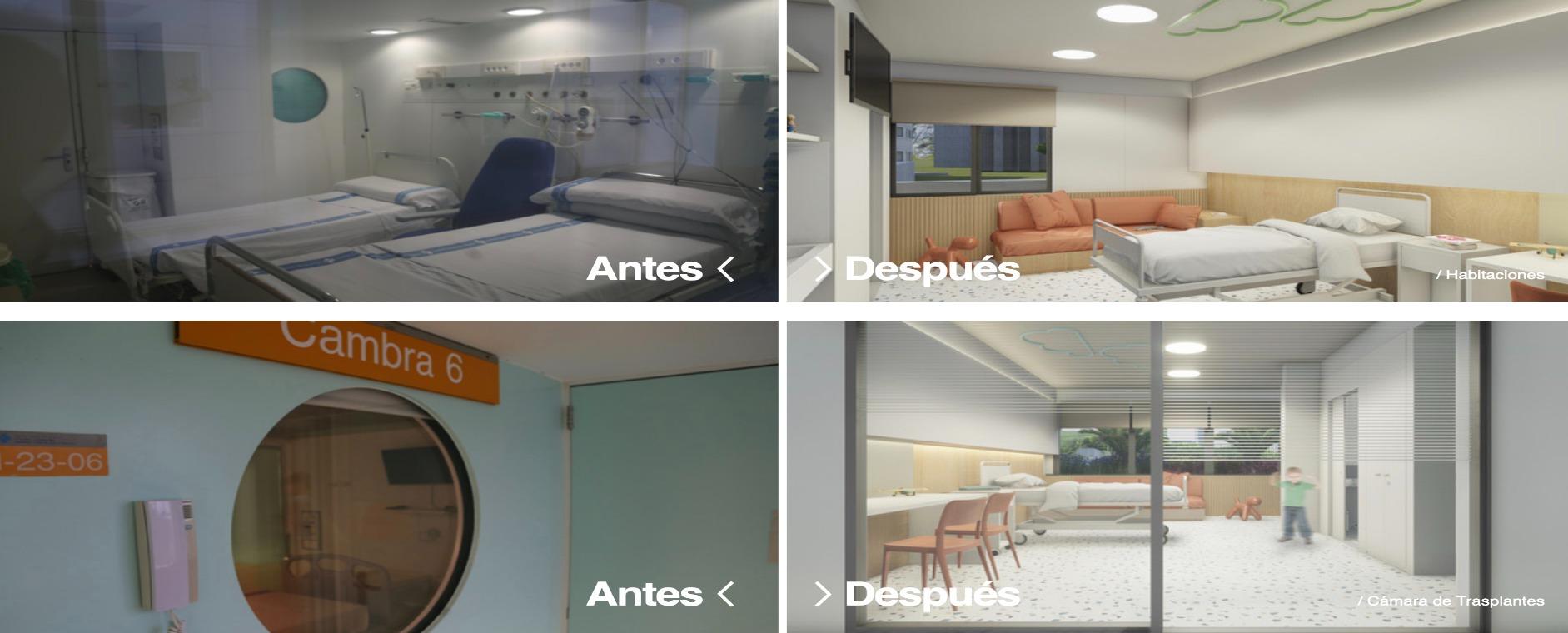¡Nueva área de Oncología pediátrica en el Hospital Vall d´Hebron!